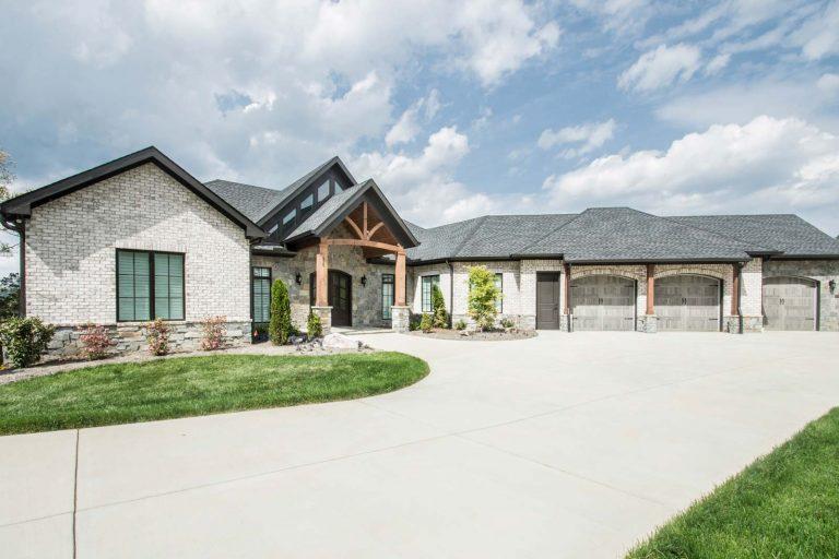 Stone Vista front elevation 1 Turner Custom Homes