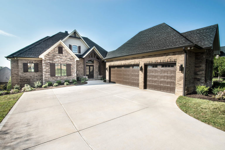 Lone Willow Turner Custom Homes Front Exterior