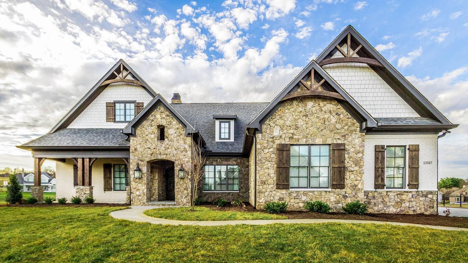 Turner Custom Homes Knoxville Tn Custom Home Builders