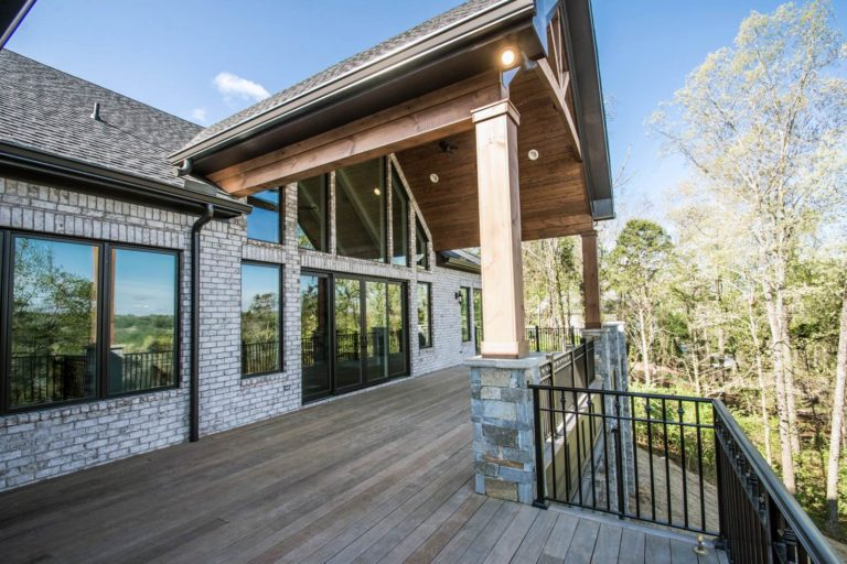 Turner Custom Homes Stone Vista 1